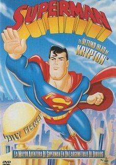 Ver película Superman El ultimo hijo de Krypton online latino 1996 gratis VK…