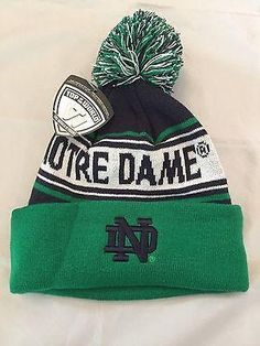 3948971edb4 NCAA Notre Dame Fighting Irish Adult Top of the World Winter Hat