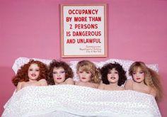 Breaking the rules.  Ph. Guy Bourdin/Paris Vogue/Dec 1977