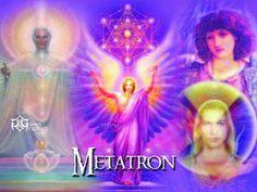 Abundancia, Amor y Plenitud : EL ARCANGEL METATRON