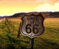 Route 66, road trip à moto - Itinéraire d'un voyage sur la Route 66