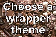 Choose a wrapper theme