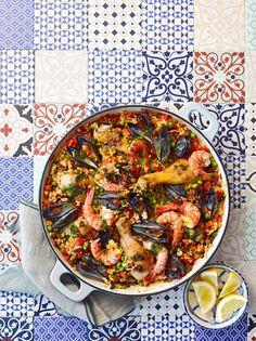 Die 23 besten Bilder von Spanische Küche   Spanish cuisine, Tapas ...