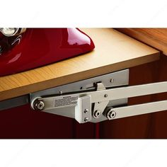Soft-Closing Mechanism for Folding Shelf - RASMLHDSC - Richelieu Hardware