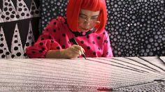 One of my favorites Ms. Kusama: 9 February - 5 June 2012