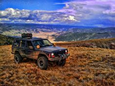 The World 44 Cherokee Jeep XJ HD Widescreen Wallpapers Car