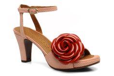 Joelia Chie Mihara (Arancione) : consegna gratuita dei tuoi Sandali e scarpe aperte Joelia Chie Mihara da Sarenza