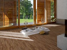 OŘECH FINELINE NATURE - Parador Classic 3060 třívrstvá dřevěná podlaha plovoucí