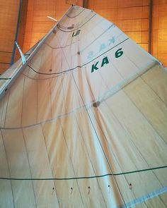 Australia II in WA Maritime Museum in Fremantle. #downunder