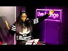 Angel Haze - Drunk In Love (Live in the 1Xtra Live Lounge)