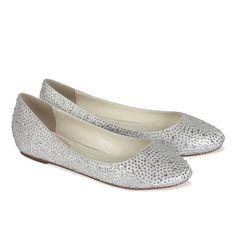 Pink Paradox Twilight - Wedding Shoes - Crystal Bridal Accessories