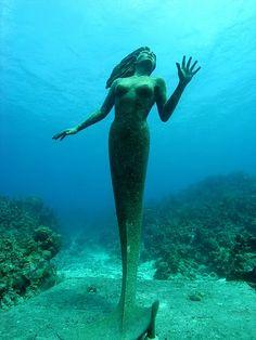 mermaid anchor...