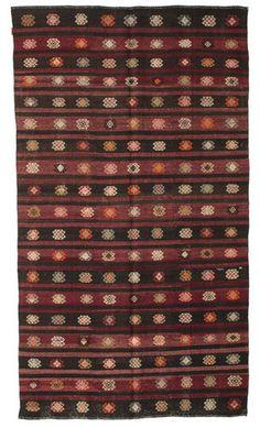 Kelim semiantiikki Turkki 193x340 - CarpetVista