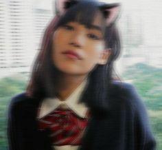 #kitty #chichaamatayakul #icon #catgirl #girlfromnowhere Pretty Girls, Cute Girls, Psycho Girl, Cute Girl Face, Korean Actresses, Kitty, Anna, Fandoms, Kpop