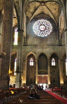 Basílica de Santa María del Mar, Barcelona
