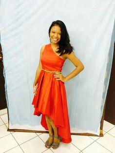 Xmas banquet dress