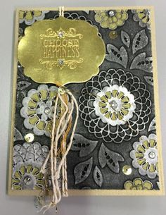 Metallic EF Card by ruby-heartedmom - Cards and Paper Crafts at Splitcoaststampers