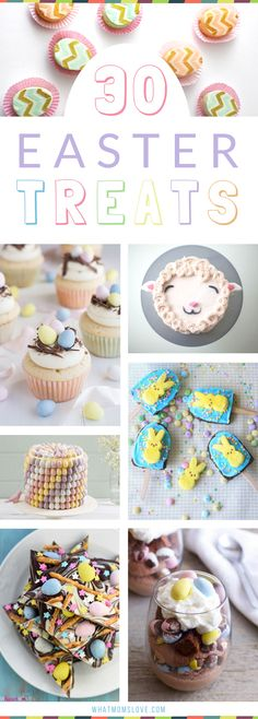 Easter Treat Ideas f