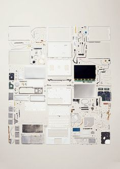5: Laptop Computer, 2006 | A Photographer Finds Order And Chaos In Disassembled Gadgets | Co.Design: business + innovation + design