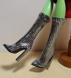 Fashion Doll Shoes: monster high doll