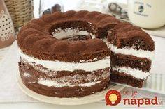 Unique Recipes, Sweet Recipes, Nutella, Wine Recipes, Dessert Recipes, Italian Pastries, Bunt Cakes, Sweet Cakes, Creative Food