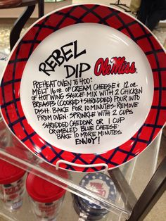 Ole Miss Dip Couldn't divide to put this on The Ole Miss board or the food board
