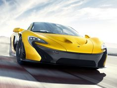 #McLaren #P1 Official Photos. 3.8-liter twin-turbocharged V8