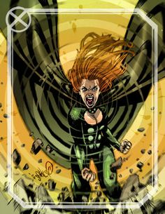Siryn / Theresa Rourke Cassidy - X-Men Photo (35314216) - Fanpop