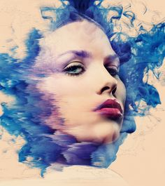 Alberto Seveso - I have enjoyed Alberto Seveso's art for a while now. His attention to detail is remarkable. My favorite of his techniques is when he uses paint and other materials suspended in water to enhance a photo. I am a fan of portraits, which is his specialty.