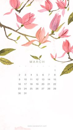 All sizes | iPhone5 March Calendar | Flickr - Photo Sharing!