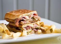 Cubano Sandwich  www.shackstl.com @TheShack_STL on Instagram