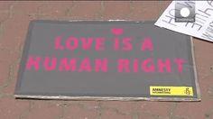 Duros enfrentamientos durante la marcha del orgullo gay celebrada en Kiev