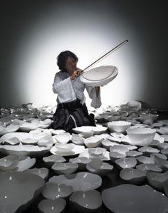 Roos van de Velde | El Somni  Faire chanter la porcelaine