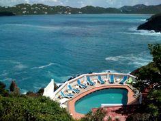 Villa für bis zu 8 Personen in Magens Bay (Amerikanische Jungferninseln) in der Karibik. Objekt-Nr. 302507vb