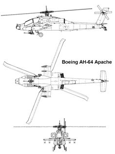Helicopter blueprint helicoptero