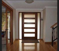 Pintu Utama Rumah Minimalis Cantik