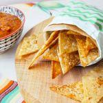 Gluten-Free Corn-Free Baked Tortilla Chips