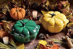 ル・クルーゼ ハロウィン限定かぼちゃのお鍋 - カファレルのチョコレートを詰め込んだギフトセットも | ニュース - ファッションプレス