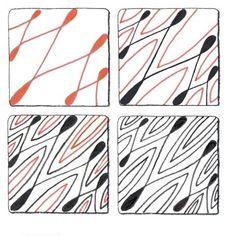 Zentangle patterns by jordan