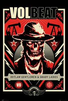 Volbeat Ghoul - Official Poster