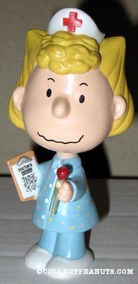 Nurse Sally - CollectPeanuts.com