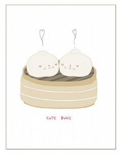 Cute Buns / Laura Berger