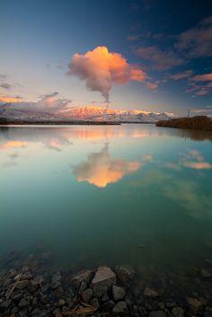 utah lake, utah (not to be confused with salt lake)