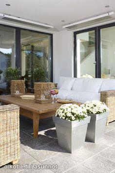 Nice terrace / Kaunis terassi