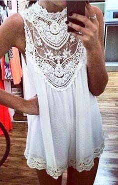 Lace Dress//