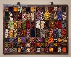Nature Mosaics Wall Art