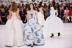 DIOR Haute Couture par Raf Simons   FW 2014/15