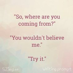 5. Writing prompt