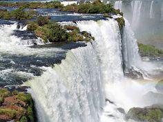 Iguaçu Falls/Cataratas do Iguaçu