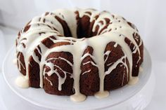 Grinnin' Gorilla Bundt Cake   What self respecting gorilla wouldn't appreciate a bundt cake chock full of bananas, chocolate chips and walnuts?
